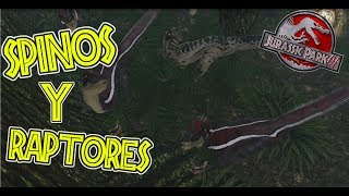 Download SOBREVIVO AL SPINOSAURUS Y A LOS RAPTORES!!! - Jurassic Park 3 Video