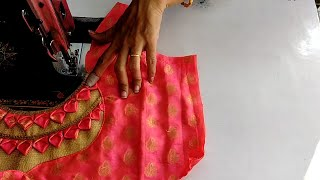Download Very beautiful blouse back design Video