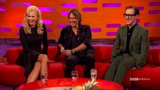Download Keith Urban and Alan Cumming's Youthful Fashion Regrets - The Graham Norton Show Video