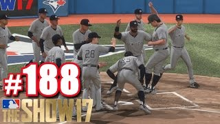 Download TYING MYSELF ON THE ALL-TIME HOME RUN LIST! | MLB The Show 17 | Road to the Show #188 Video