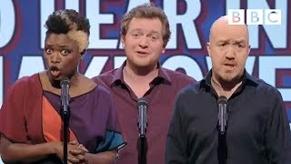 Download Unlikely things to hear in a makeover show | Mock the Week - BBC Video
