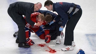 Download Top 5 NHL Injuries (BEWARE) Video