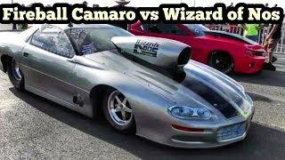 Download Fireball Camaro vs Wizard of Nos at Bounty Hunters No Prep Video