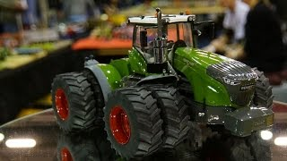 Download Prototype Fendt 1165 ? op LCN miniaturen beurs in Zwolle 2016 Trekkerweb Video