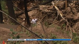 Download Property destroyed and a life threatened during Custer County flash flood Video