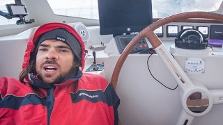 Download Dodging Massive Storm at Cape of Good Hope! Sailing SV Delos Ep. 105 Video