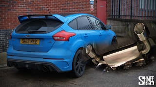 Download My Focus RS Now Has a Mountune Exhaust System! Video