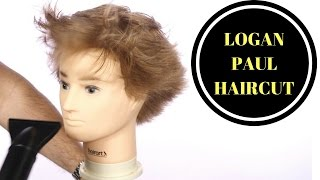 Download LOGAN PAUL HAIRCUT - TheSalonGuy Video
