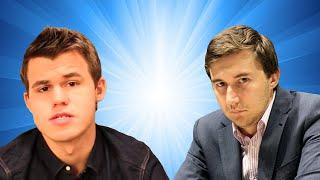 Download Magnus Carlsen vs Sergey Karjakin - 2016 Bilbao Masters Final Video