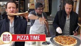 Download Barstool Pizza Review - Pizza Time (Brooklyn) Bonus Slice at Di Fara Video