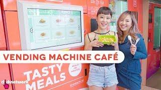 Download Vending Machine Café - Hype Hunt: EP27 Video
