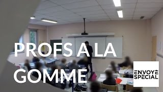 Download Envoyé spécial - Prof à la gomme - 03 nov 2016 Video