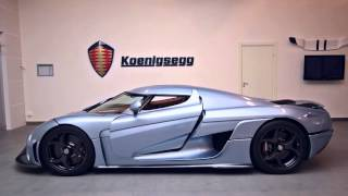 Download Koenigsegg Regera 'Autoskin' Video