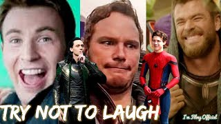 Download Marvel Cast Hilarious Bloopers and Gag Reel - Avengers Infinity War Special Video