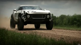 Download Rally Fighter Vs Air Boat | Top Gear USA Video
