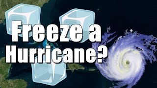 Download Can you freeze a hurricane? Video