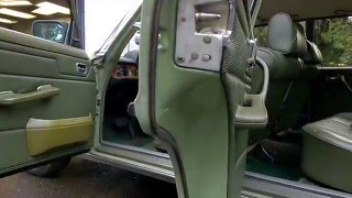 Download 1975 Mercedes 280 W114 Video