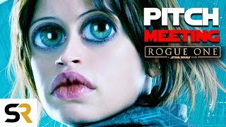 Download Rogue One: A Star Wars Story Pitch Meeting Video