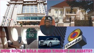 Download How Rich is Bola Ahmed Tinubu? ► All Tinubu's Company, House, Private Jet & Luxuries Video