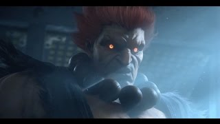 Download Tekken 7 PS4 Gameplay of Akuma vs Heihachi - TGS 2016 Video