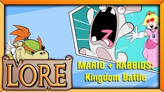 Download MARIO + RABBIDS: Kingdom Battle | LORE in a Minute! | Zeurel | LORE Video