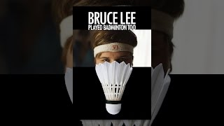Download Bruce Lee Played Badminton Too Video