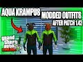 Download GTA 5 ONLINE MODDED OUTFITS (AQUA KRAMPUS) Video