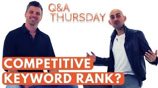Download Stop Wasting Time Trying to Rank for Competitive Keywords - Do THIS Instead Video