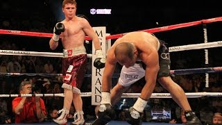 Download Saul Alvarez vs Jose Miguel Cotto Video
