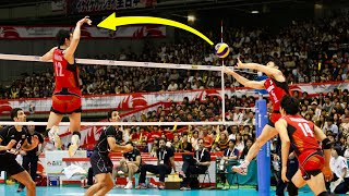 Download The Most Creative Volleyball Actions | Magic Volleyball Sets (HD) Video
