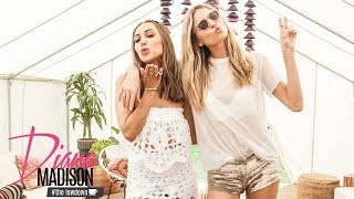 Download Victoria's Secret Angels Martha Hunt & Romee Strijd Coachella 2017 Interview - The LowDown Video