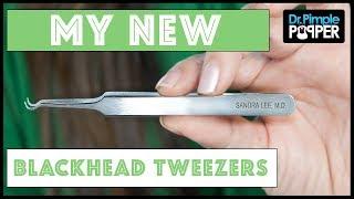 Download My NEW Blackhead Tweezers! Video