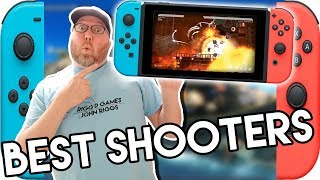Download BEST SHOOTERS for Nintendo Switch   RIGGS Video