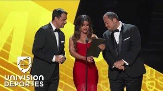 Download Futbolista del Año de la MLS: Josef Martínez | Premios Univision Deportes Video