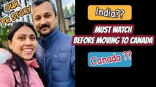 Download Life in Canada as an Immigrant - My experience of India to Canada & My PR Story - English Subtitle Video
