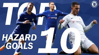 Download Top 10 Eden Hazard Goals For Chelsea | Chelsea Tops Video