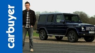 Download Mercedes G-Class review - Carbuyer celebrates 200k subscribers! Video
