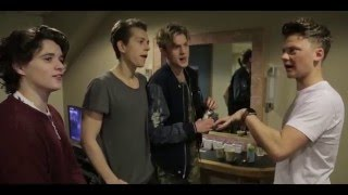 Download ON TOUR WITH THE VAMPS Video