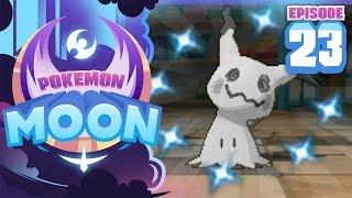 Download SHINY WHITE MIMIKYU!! - Pokemon Sun and Moon Playthrough (Episode 23) Video