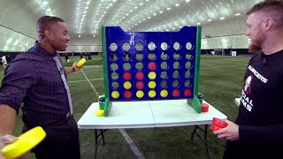 Download Grey Cup Connect Four Henry Burris & Bo Levi Mitchell - Cabbie Presents Video