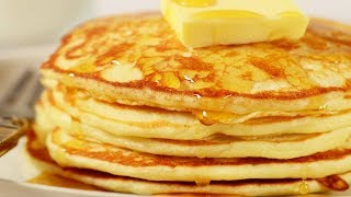 Download Pancakes Recipe Demonstration - Joyofbaking Video