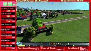 Download Cities: Skylines World Record Speedrun - All Milestones in 1:11:10.94 Video