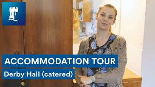 Download Uni Park Campus - Derby Hall tour (catered accommodation) Video