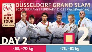 Download Düsseldorf Grand Slam 2020 - Day 2: Tatami 2 Video
