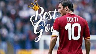 Download Francesco Totti • Goodbye • Best Goals Ever Video