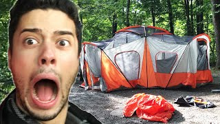 Download City People Go Camping For The First Time Video
