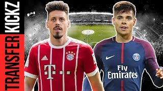 Download Wagner im Winter zu Bayern? Weigl zu PSG? | TransferKickz Video