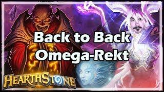 Download [Hearthstone] Back to Back Omega-Rekt Video