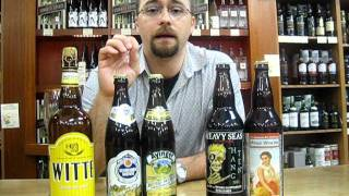 Download Types & Brands of Wheat Beers Video