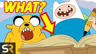 Download 25 Adventure Time Secrets Only True Fans Noticed Video